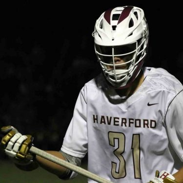 Colby Kim from Haverford School Player Profile by LaxRecords.com