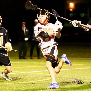 Dominic Corto from York Suburban Player Profile by LaxRecords.com