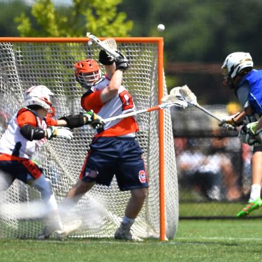 Bryce Morris from Paul VI Player Profile by LaxRecords.com
