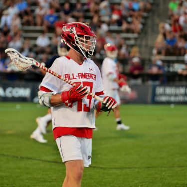 Joey Epstein from Landon Player Profile by LaxRecords.com