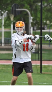 Jack Horrigan from McDonogh Player Profile by LaxRecords.com