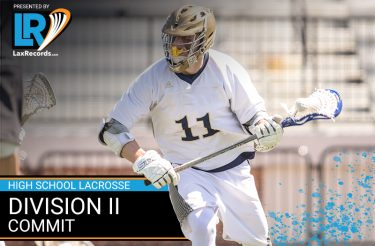 Division II Commit List by LaxRecords.com