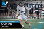 Division I Lacrosse Commitments by LaxRecords.com