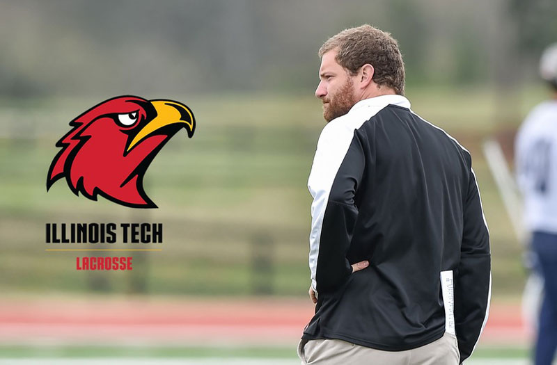 This week's guest is Illinois Tech head coach Dan Sharbaugh. Illinois Tech will begin its first year as a Division III program in 2020.