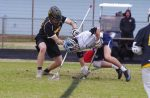 Zachary Blankenship from First Flight has made a verbal commitment to play Division III lacrosse with Lynchburg.