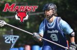 Sully MacMurphy from Providence has made a verbal commitment to play Division I lacrosse with Marist.