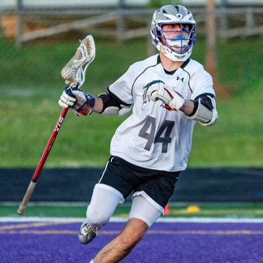 Cade Caggiano from Ardrey Kell Player Profile by LaxRecords.com