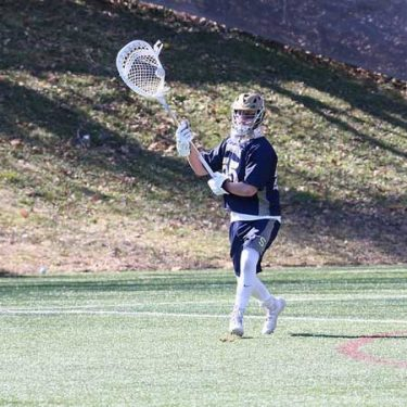 Wyatt Skinner from Salesianum Player Profile by LaxRecords.com