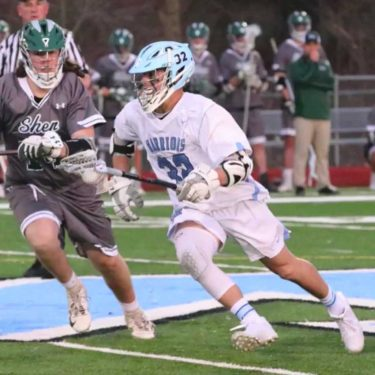 TJ Casey from Medfield Player Profile by LaxRecords.com