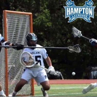 Trey Riemann from Pearland (Texas) has committed to play for Hampton.
