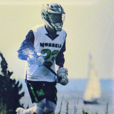 Tiger Hopkins from Oak Hill Player Profile by LaxRecords.com