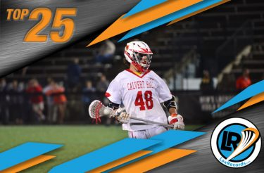 LaxRecords High School Lacrosse Top 25 Rankings: Preseason